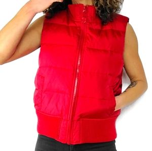 Old Navy Puffed Vest Size Large